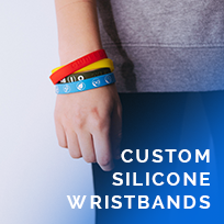click 4 info on other quantities 100 custom wristbands