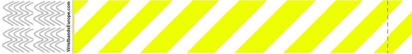 Plain Stripey Yellow